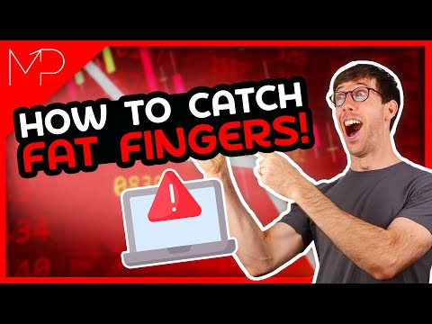 Fat Finger Fishing??? 🎣