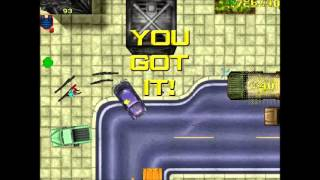 Grand Theft Auto 1 - Liberty City - Gangsta Bang - 100% Speedrun (31:13)