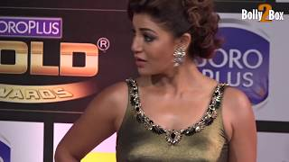 Debina Bonnerjee At Zee Gold Awards 2017 | Bolly2box