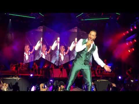 MALUMA — CLANDESTINO, LIVE IN BUCHAREST ——  FESTIVAL EL CARRUSEL
