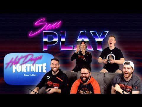 Sens Play: Fortnite Hot Drops Pt. 1
