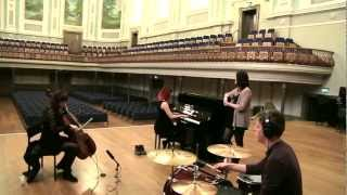 Silhouette - What Are These Voices? (LIVE acoustic session @ Ulster Hall)
