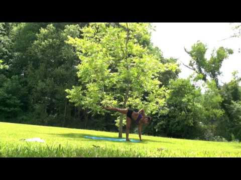 louisiana love on the bayou: spiritually fly (time lapse yoga) | Yoga with Faith Hunter