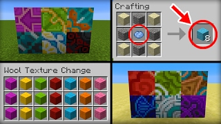 ✔ Minecraft 1.12 Update - 10 Features That Were Added