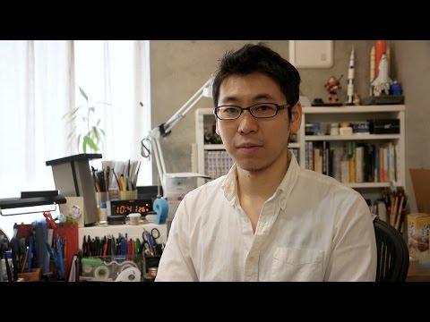 toco toco ep.27 Chuya Koyama, Mangaka