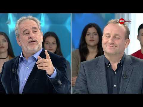 Zone e lire - Zheji vs. Cili - Edi Rama reformist, fasadist apo revanshist? (13 tetor 2017)