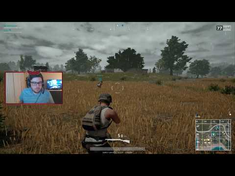 how to change the crosshair in pubg