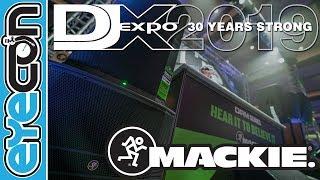 Mackie Recap - The DJ Expo 2019