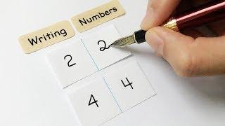 Numbers (Handwriting)
