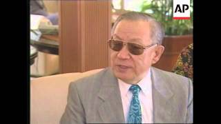 PHILIPPINES: MANILA: REACTION TO DEATH OF CHINESE LEADER DENG XIAOPING