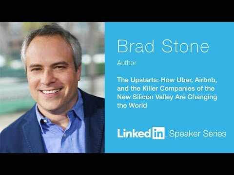 LinkedIn Speaker Series: Brad Stone