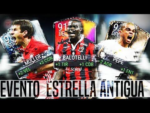 ¡¡NUEVO PLAN!! | EVENTO ESTRELLA ANTIGUA | VOLVEMOS AL PASADO!! FIFA Mobile