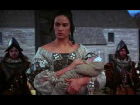 Gary Oldman, Demi Moore   The Scarlet Letter trailer   YouTube