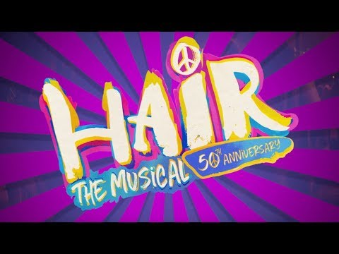 London revival of the Musical HAIR at The Vaults