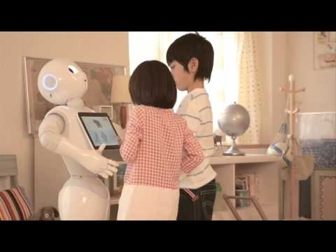 """Emotional Robot """"Pepper"""" goes on Sale  to public in Japan"""