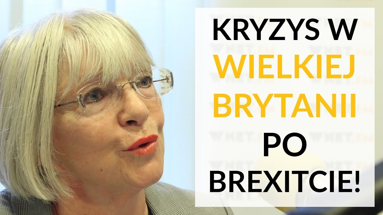 Kryzys w UK! Społeczeństwo podzieliło się jak w Polsce – Elżbieta Królikowska-Avis