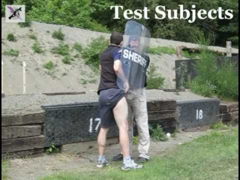 CRT LL tests the BIP 40mm LessLethal Round  YouTube
