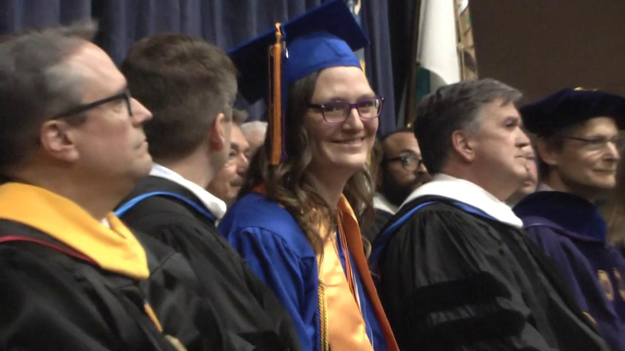 Clinton Community College Graduation  5-17-19