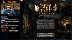 Diablo 2 - Crafting/Gambling Day!