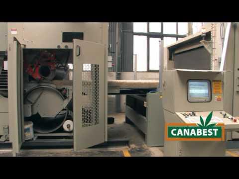konopné izolace Canabest  Břeclav - výroba
