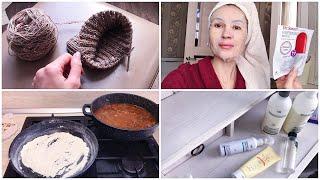 ХАЛАТНЫИ Vlog Уход за волосами по вашим советам Lucky Cosmetics