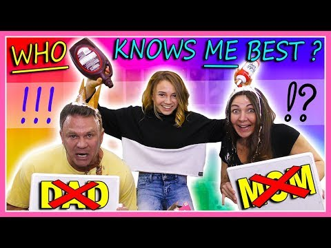 EXTREME WHO KNOWS ME BEST | Kayla Davis