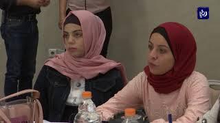 اللجنة الإدارية تقيم ورشة بعنوان الإدارة العامة في الأردن (31/7/2019)