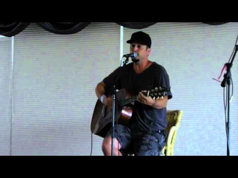 Live It Up by Michael Tolcher at Down the Hatch 2013, 6-7-2013