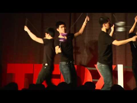 Chinese yo-yo performance: TASC Special Ops at TEDxUIUC