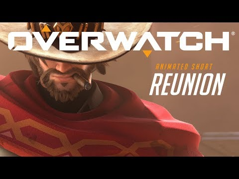 "Corto Animado De Overwatch | ""Reunion"""