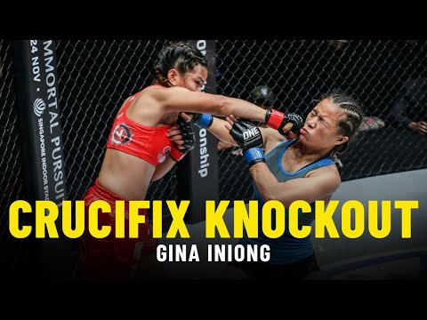 Gina Iniong's CRUCIFIX Knockout