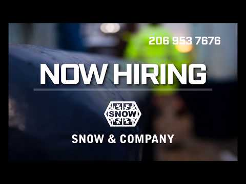 Welders/Fitters, Marine Mechanics and Electricians! Now Hiring at Snow and Company, Inc.