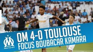 OM 4-0 Toulouse | La performance de Kamara 💪