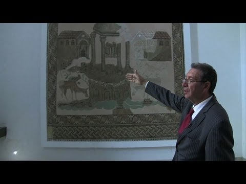 Tunisia's new Bardo musuem opens the doors to its new wing