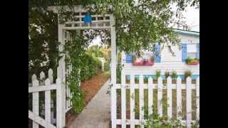 Crabby Pirate Cottage circa 1940-Mermaid Cottages Vacation Rentals-Tybee Island GA