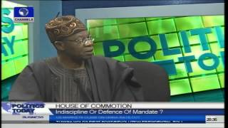 Scale Fence Again, If You Are Stopped By Police, Lai Tells Reps Part 4