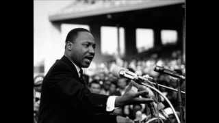"Martin Luther King ""Street Sweeper"" Speech"
