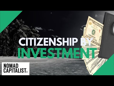 Every Citizenship By Investment Program For 2019