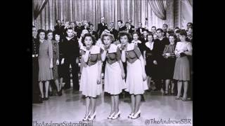 "The Andrews Sisters - Gimme Some Skin, My Friend (1941) / Do filme ""In the Navy"""