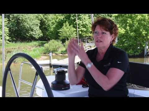Denise Hanna Annapolis Yacht Sales Broker