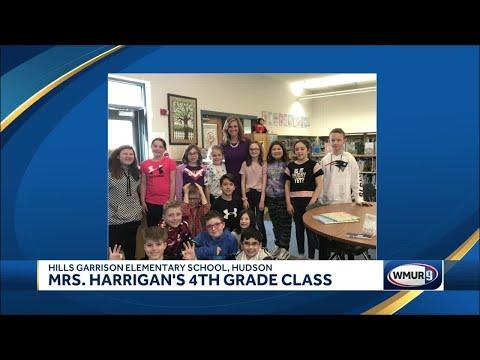 Hudson School Takes Part In Read Across America