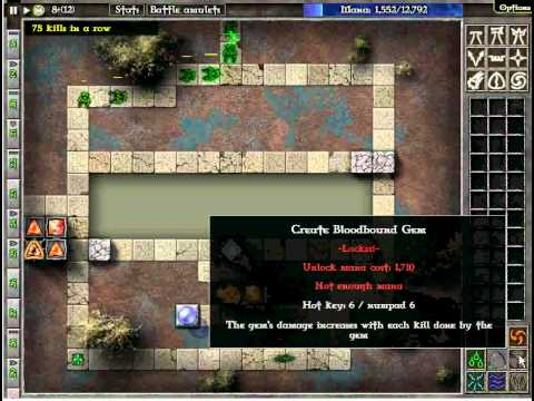 gem craft labyrinth