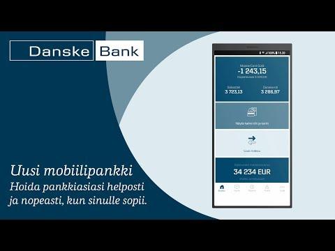 Esittelyssä uusi mobiilipankki