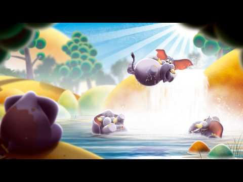 The Smellyphant - Animated Picture Storybook