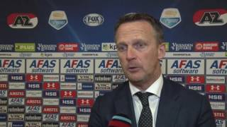 Video Gol Pertandingan AZ Alkmaar vs Ado Den Haag