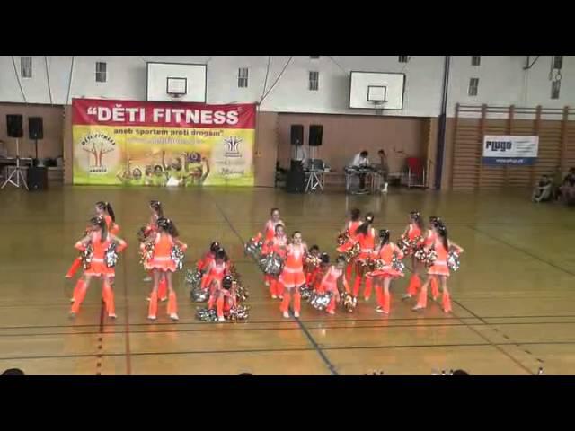 AP klub Brušperk - Děti fitness Otrokovice 2013 - semifinále