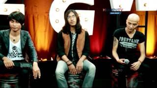NGILER BAND Live Accoustic Interview Kompas TV