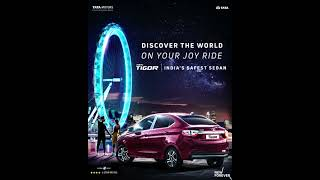 New Tigor - Styled to Turn your World with Joy