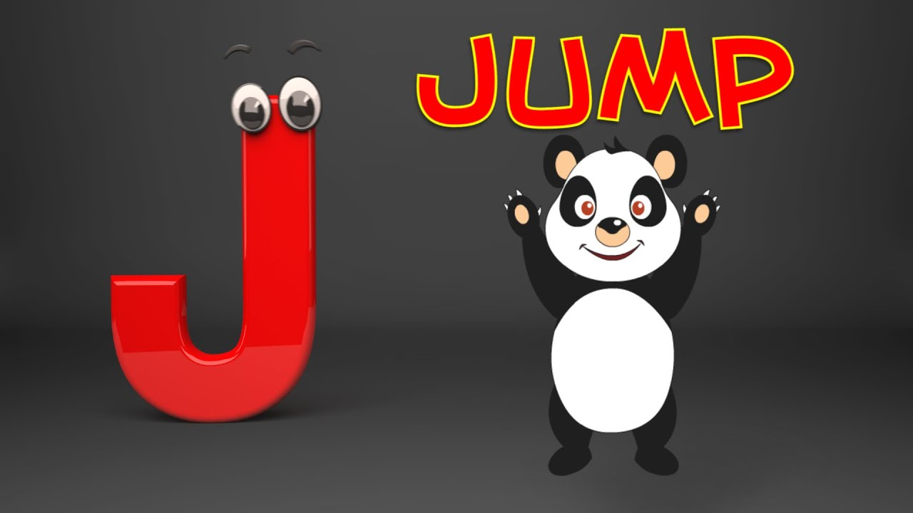 Cars Starting With The Letter J >> Phonics Letter- J song - YouTube