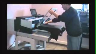 Repeat youtube video PolyPrint Texjet PLUS.wmv